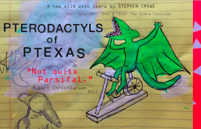 Pterodactyls of Ptexas