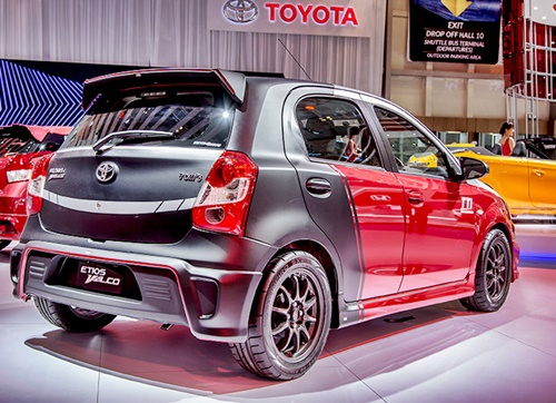 Toyota Etios Valco Sport Design 2015 Toyota Update Review