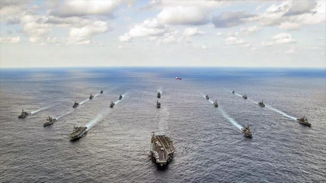 China: Japón busca 'confundir' la situación en el mar Meridional