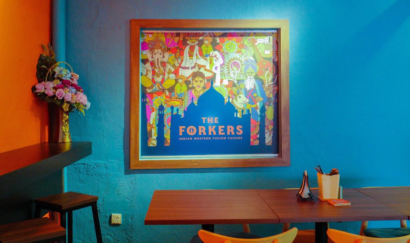 the forkers, subang jaya