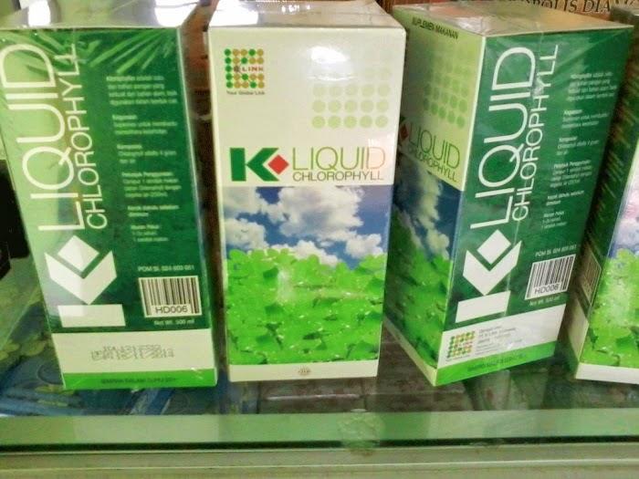 K-Link Chlorophyll  K Link Klorofil