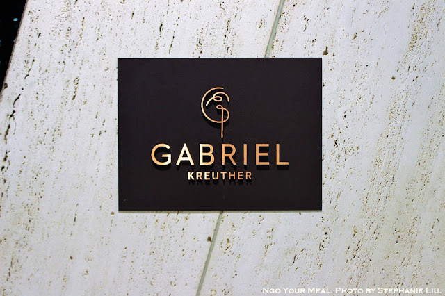Gabriel Kreuther in New York City