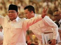 Kutip Abraham Lincoln, Prabowo: Pemimpin Tidak Bisa Bohongi Rakyat Setiap Saat