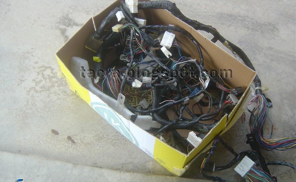 tacra\u0027s diy garage interior re-wiring