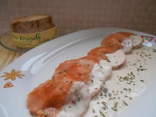 557° Receta: Raviolis De Tomate Seco Con Queso De Tomate Y Orégano La Loma