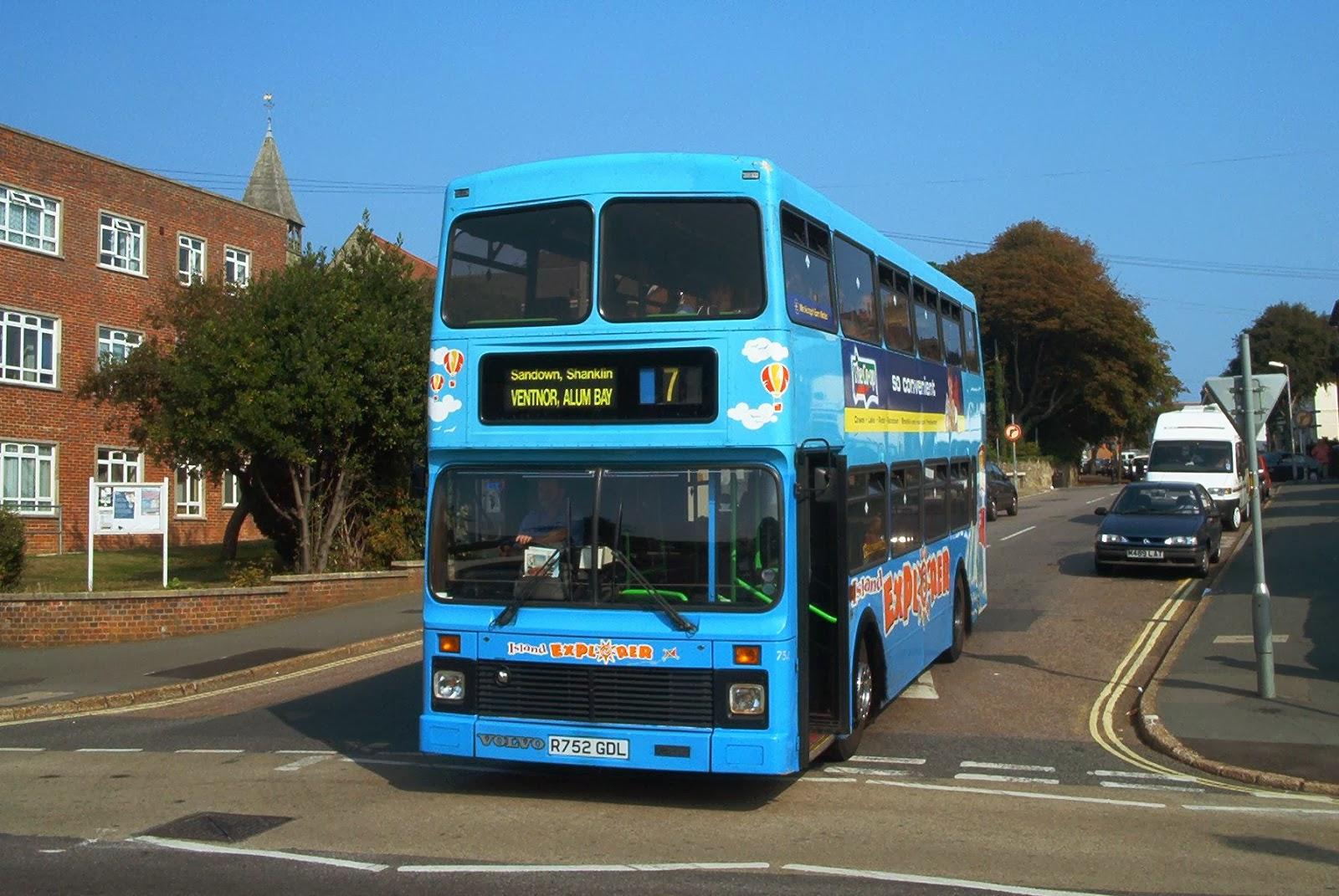 Southern England Bus Scene