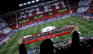 Atmosfer Calderon Tak Buat Gentar Real Madrid