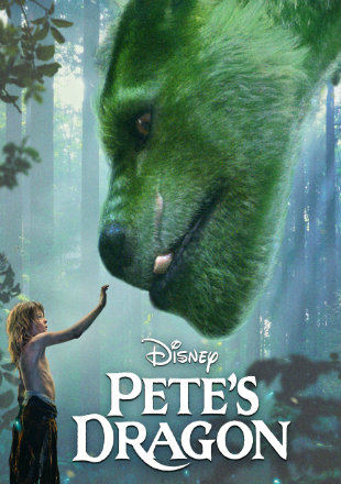 Pete's Dragon 2016 Full Movies Dual Audio 720p BluRay x264 [Hindi – English] ESubs Free Download