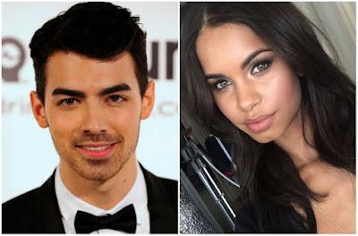 Joe Jonas está namorando a modelo Daiane Sodré, natural de Baixa Grande, diz revista
