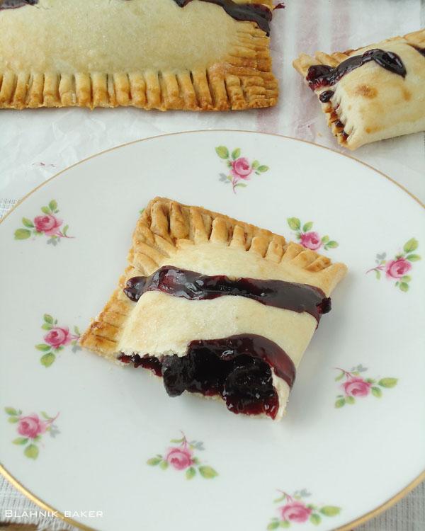 Cherry Hand Pies| www.blahnikbaker.com