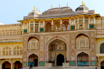 The-Gate-at-the-Amber-Palace, heritageofindia, Indian Heritage, World Heritage Sites in India, Heritage of India, Heritage India