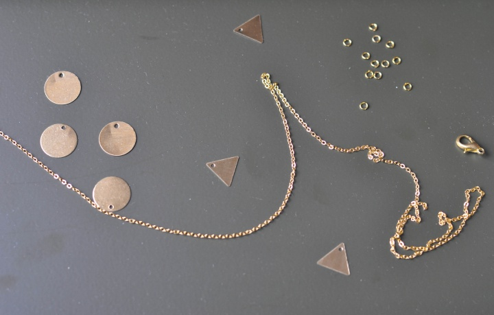 DIY Galaxy Necklace - what you'll need pt. 1