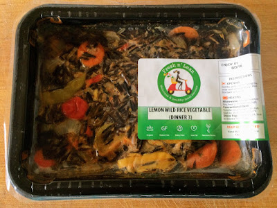 Fresh n' Lean offers fresh (never frozen), organic, chef-prepared, vegan & plant-based meals that are convenient and reasonably priced.
