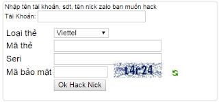 hack nick zalo