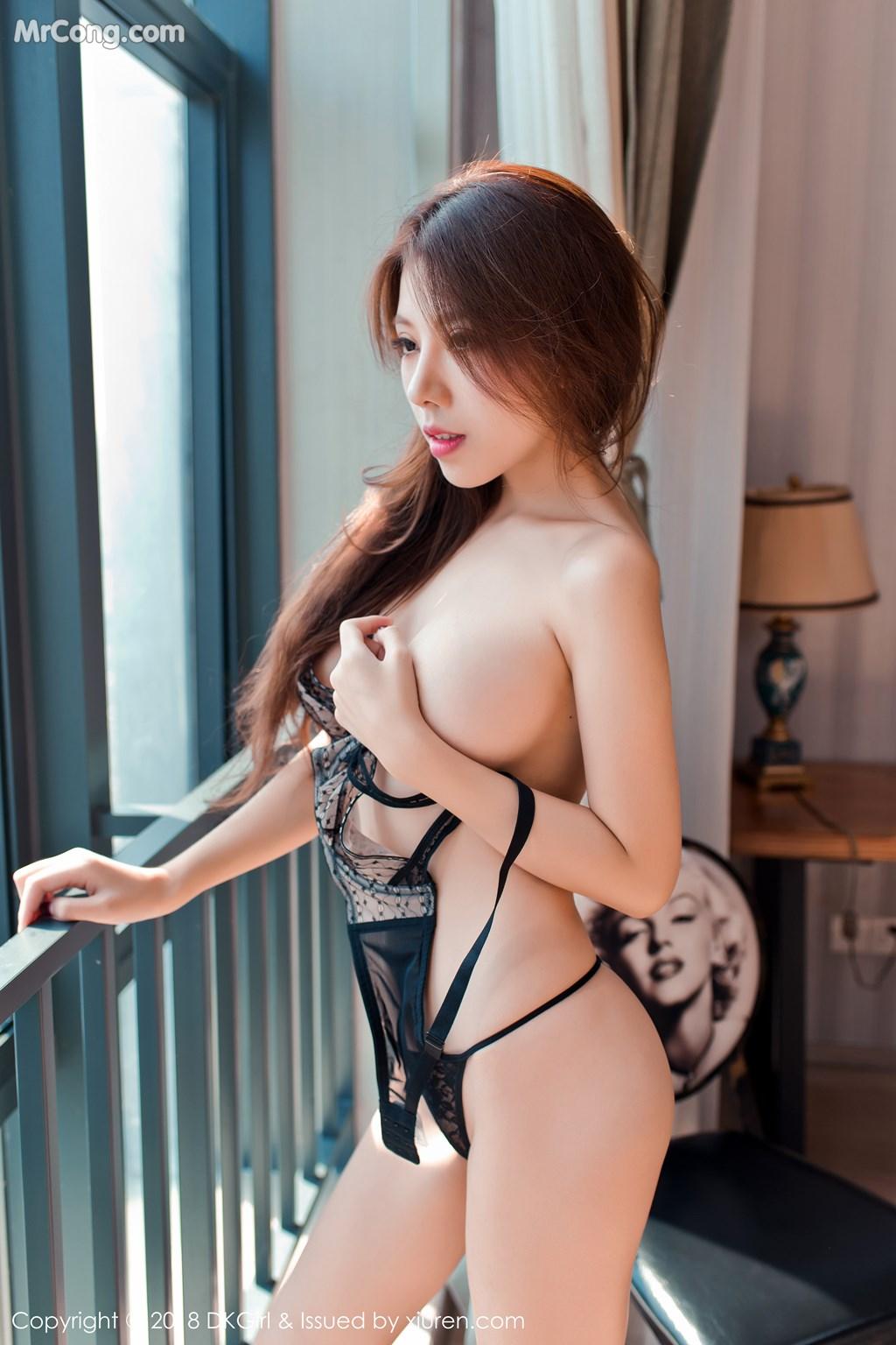 DKGirl Vol.089: Người mẫu Bing Bing Er (冰冰儿) (53 ảnh)