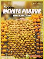 AJIBAYUSTORE  Judul Buku : Modul Menata Produk - Bisnis & Manajemen Edisi Revisi Pengarang : Sutrisno - Kusmawan Ruswandi   Penerbit : Yudhistira