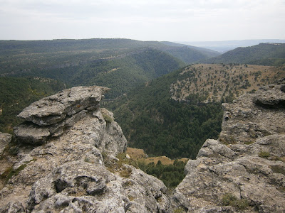 El Mirador de las Majadas, Serranía de Cuenca, España