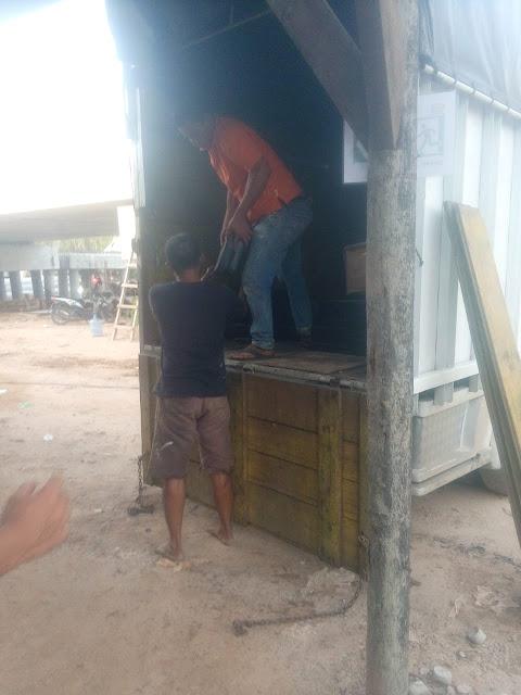 Sewa Truk Karawang ke Lampung