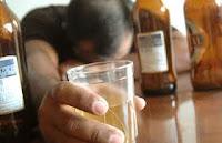 el consumo de alcohol