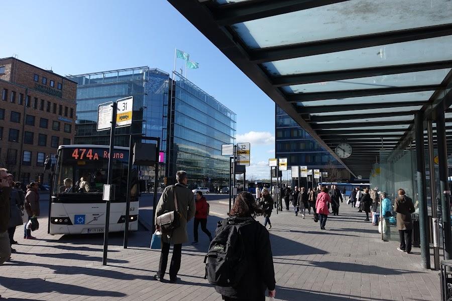 フィンエアー・シティー・バス(Finnair City Bus)