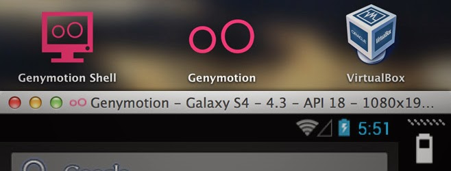 Genymotion : Genymotion Is A Fast, VirtualBox-Based Android