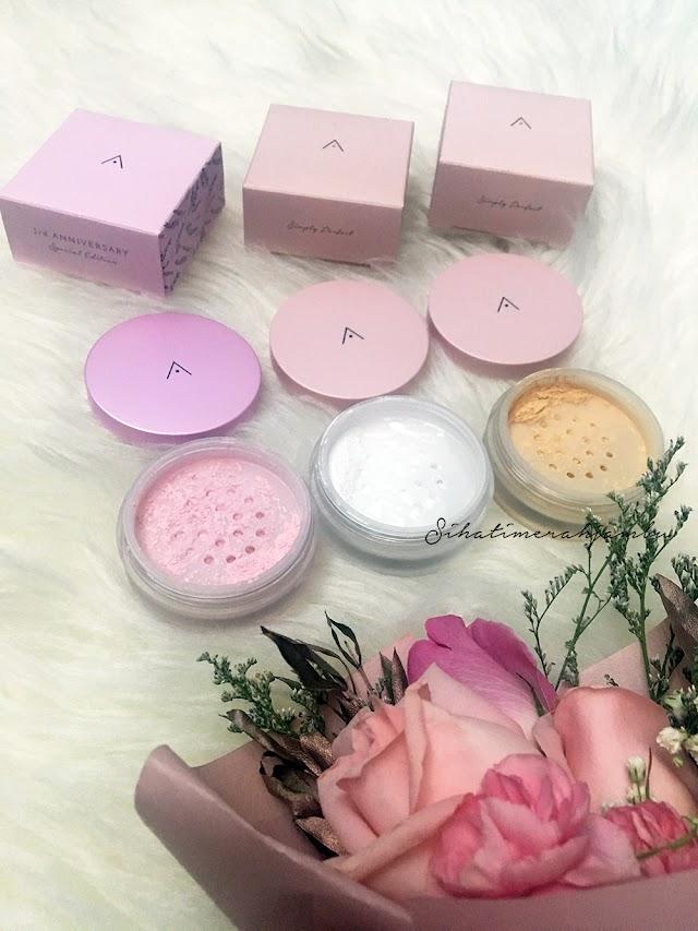 Althea Petal Velvet Powders Jadikan Makeup Tahan Lama