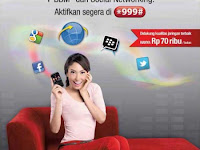 Ready Stok Paket BlackBerry Telkomsel Sosialita, Lifestile, Dan Unlimited