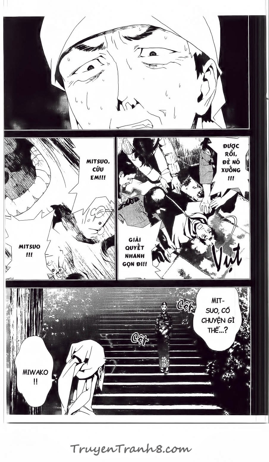 Shiki chapter 39 trang 39