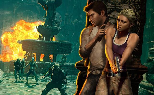 """Diretor de Gigantes de Aço vai dirigir adaptação de """"Uncharted"""""""