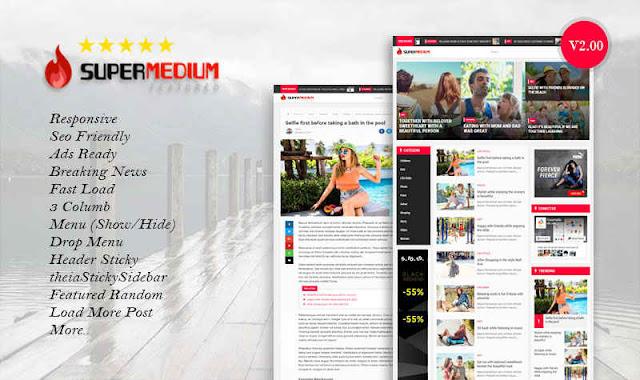 Supermedium Featured Random V2.00