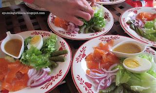 Домашняя закуска
