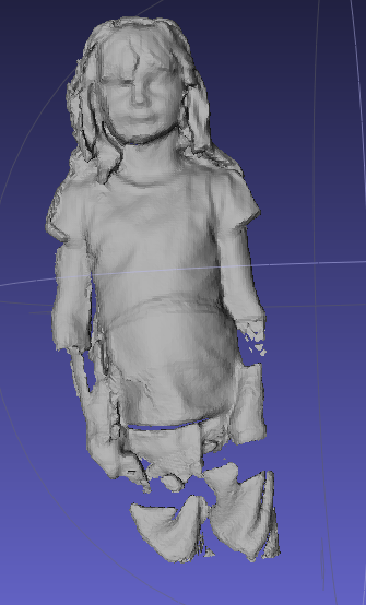 3D scanning with ReconstructMe | Spinlock - The ramblings of a geeky