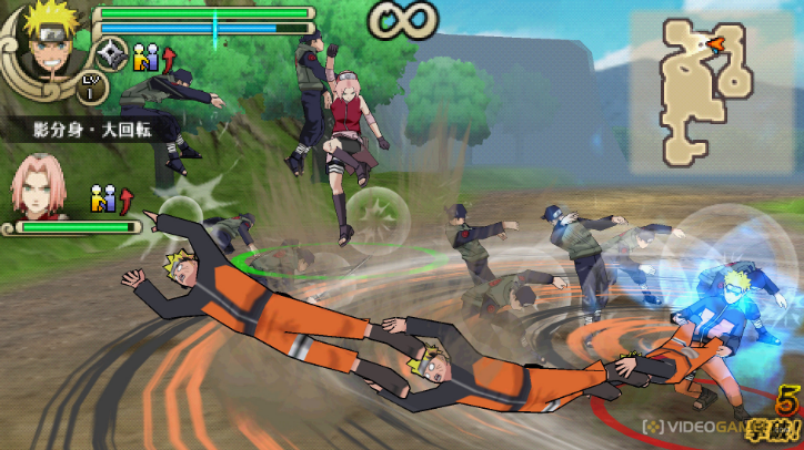 Dwonload Naruto Shippuden Ultimate Ninja Impact PPSSPP ISO ...