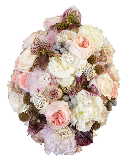 wedding bouquet at The Camellia