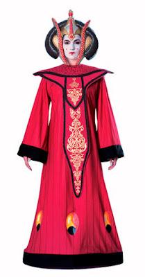 Disfraz Reina Amidala