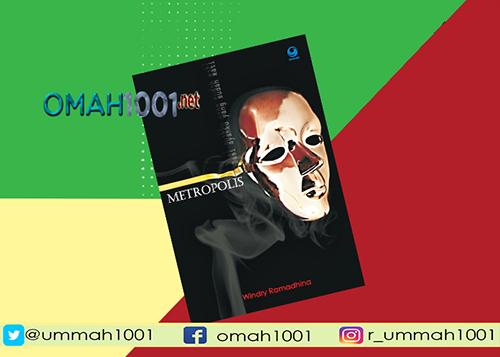 E-Book: Metropolis, Omah1001