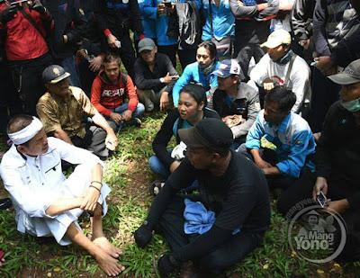 Bupati Purwakarta berunding dengan buruh di BIC