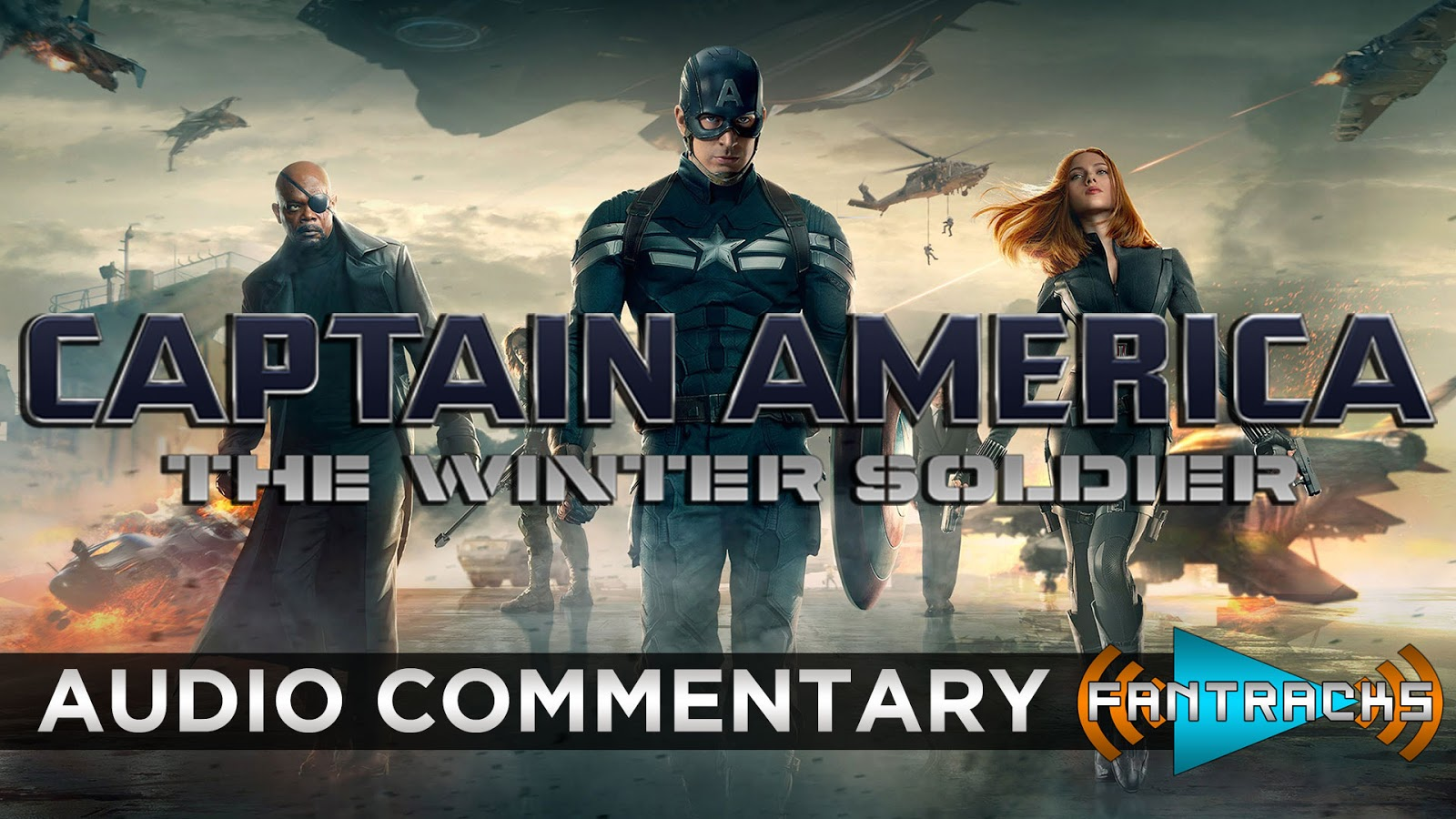 FanTracks Captain America: The Winter Soldier audio commentary