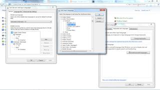 cara mengubah bahasa penulisan di windows 7
