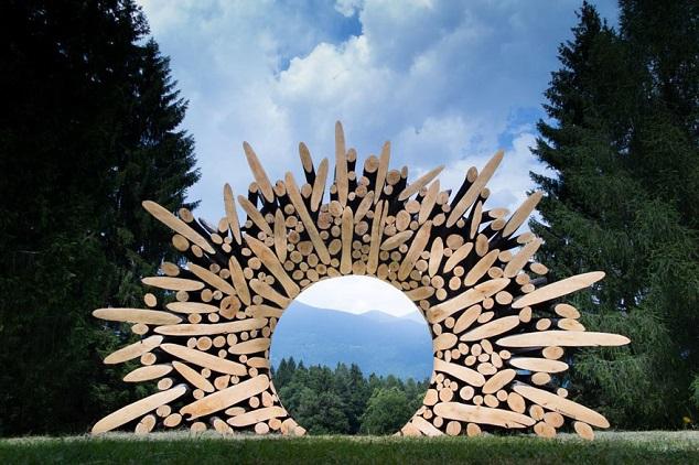 skulpture od drveta