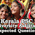 Kerala PSC Model Questions for University Assistant Exam 2019 - 87