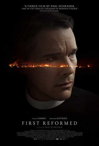 First Reformed 2018 English 300MB WEB-DL ESubs 480p
