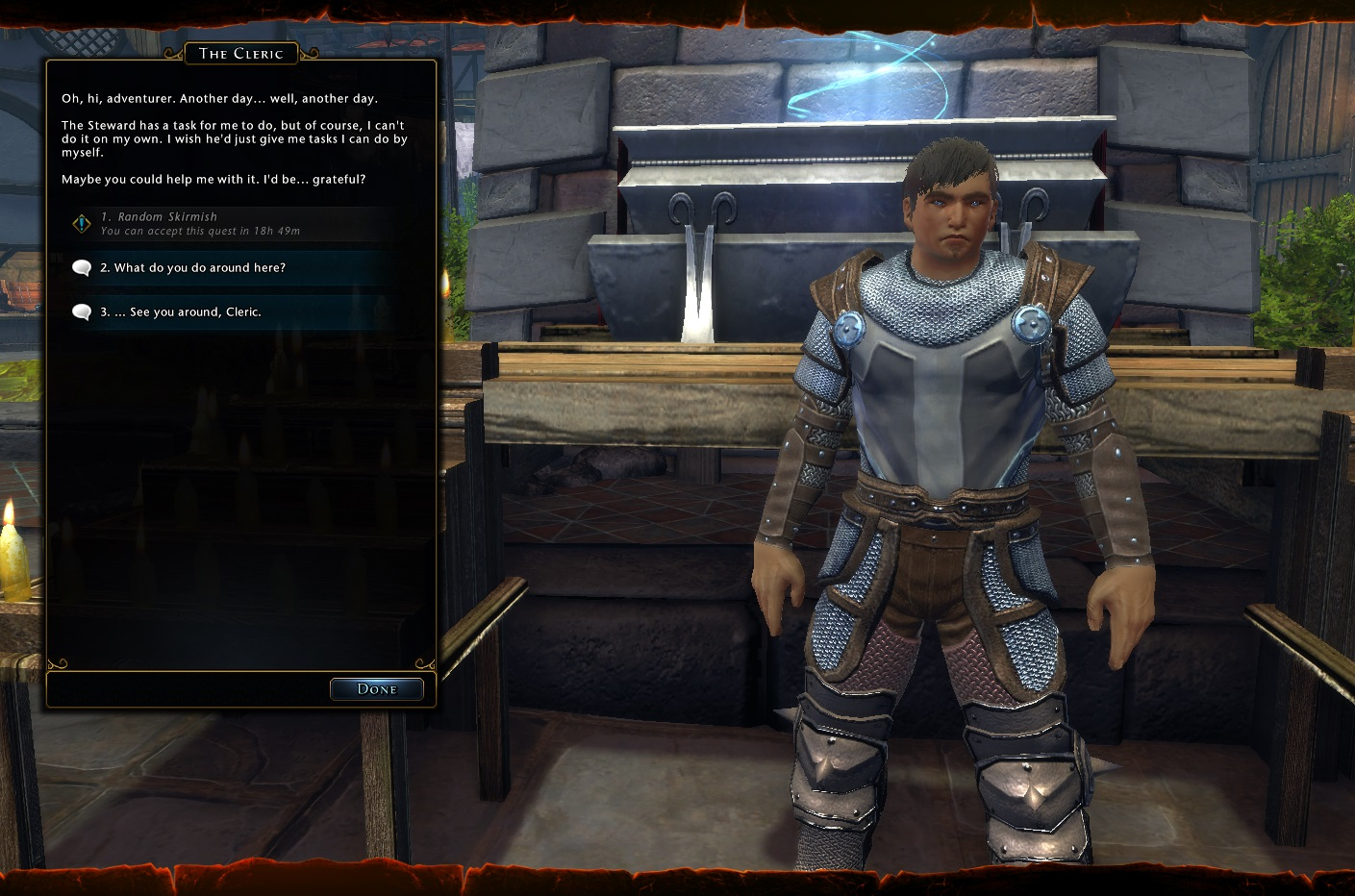 Neverwinter Thoughts: 2018