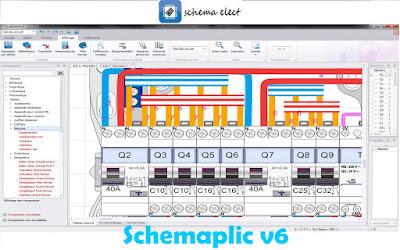 SCHEMAPLIC 3.0 SIMULATION GRATUIT