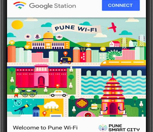 Google Station projesi