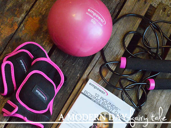 Start Getting Fit NOW with an Empower Fitness Giveaway!