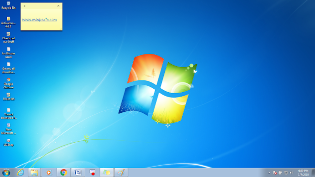 Cara Mudah Untuk Mengatur Brightness Pada Layar Laptop Windows 7