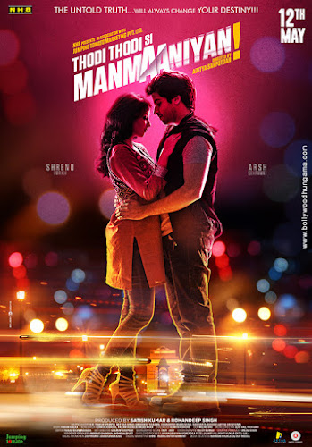 Thodi Thodi Si Manmaaniyan (2017) Movie Poster