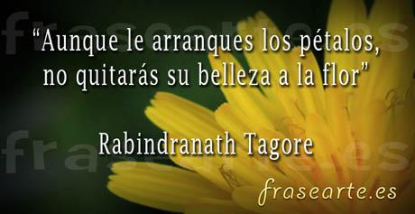 Frases Lindas De Rabindranath Tagore Frases Lindas De