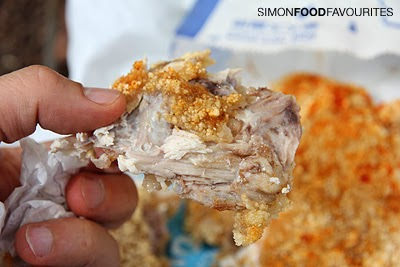 Simon Food Favourites Hot Star Large Fried Chicken